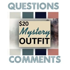 Sweaters - MYSTERY BOX Questions + Comments Page
